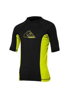 BGNBoys 8- 6 Line Up SS Rashguard by Quiksilver - FRT1