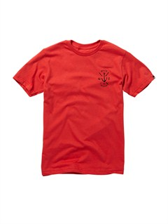 RQQ0Boys 8- 6 Mountain And Wave Shirt by Quiksilver - FRT1