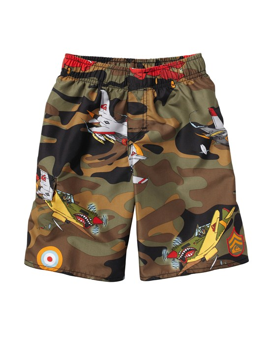 FGRBaby Talkabout Volley Shorts by Quiksilver - FRT1