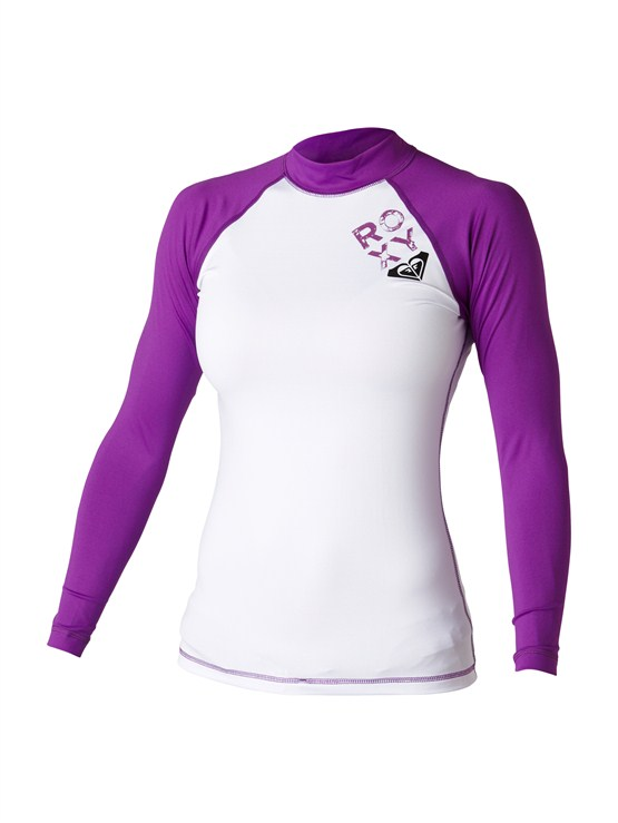 PURBasically Roxy SS Rashguard by Roxy - FRT1
