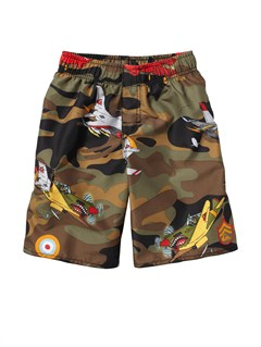 FGRBoys 2-7 Talkabout Volley Shorts by Quiksilver - FRT1