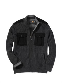 KVJ0Men s Corners Sweater by Quiksilver - FRT1