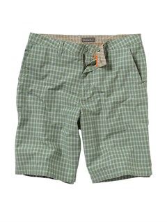 GPL0Men s Cabo 4 Elastic Waist Shorts by Quiksilver - FRT1