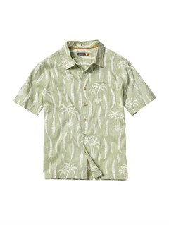 GHG0Men s Baracoa Coast Short Sleeve Shirt by Quiksilver - FRT1