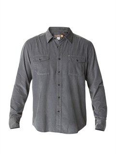KSA0Biscay Long Sleeve Shirt by Quiksilver - FRT1