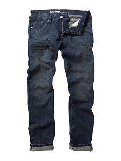 BSN0Distorsion Dark Vintage Jeans  32  Inseam by Quiksilver - FRT1