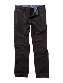 KTA0Class Act Chino Pants  32  Inseam by Quiksilver - FRT1