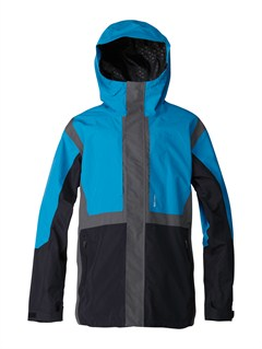 BRJ0Mission  0K Insulated Jacket by Quiksilver - FRT1