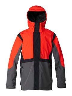 RQF0Lone Pine 20K Insulated Jacket by Quiksilver - FRT1