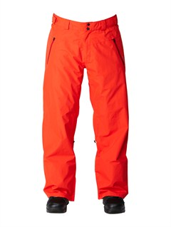 RQF0Dark And Stormy  5K Shell Pants by Quiksilver - FRT1