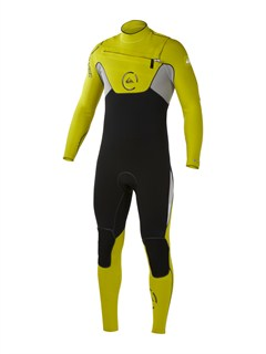 XKGSCypher 3/2 Chest Zip Wetsuit by Quiksilver - FRT1