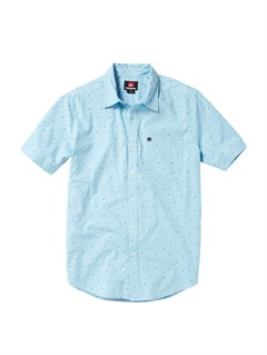 SBUSea Port Short Sleeve Polo Shirt by Quiksilver - FRT1