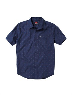 VIBTube Prison Short Sleeve Shirt by Quiksilver - FRT1