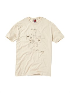 SEW0Mountain Wave T-Shirt by Quiksilver - FRT1