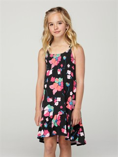 BKWGirls 7- 4 Beach Knoll Dress by Roxy - FRT1