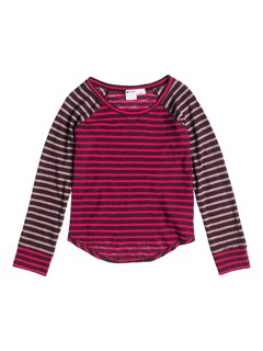 MNV3Girls 7- 4 Believe Printed B Sweater by Roxy - FRT1
