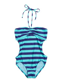 PQS4Girls 7- 4 Syncro 2MM SS Springsuit Back Zip by Roxy - FRT1
