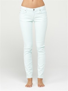 BDH0SUNTRIPPERS COLOR JEANS by Roxy - FRT1