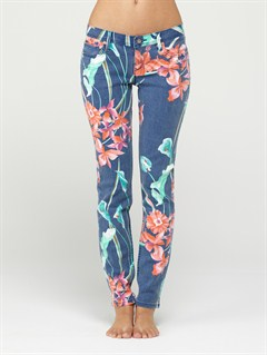 BSW6Suntrippers Color Jeans by Roxy - FRT1