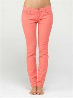 MJJ0SUNTRIPPERS COLOR JEANS by Roxy - FRT1