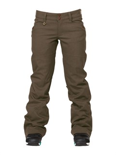CRB0Creek Softshell Pants by Roxy - FRT1
