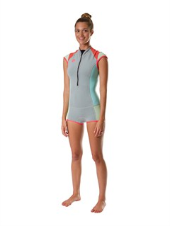 XSGGBooty Cut  mm Short John Wetsuit by Roxy - FRT1