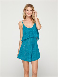 BNY0Coastal Switch Cover Up Dress by Roxy - FRT1