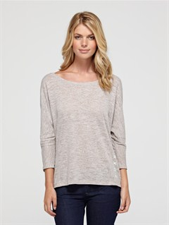 SMB0Beach Park Raglan Sleeve Tee by Roxy - FRT1