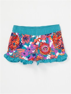 PKY6Girls 2-6 Doll Face Loosen Up Boardshorts by Roxy - FRT1