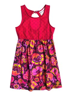 PSF6Girls 2-6 Down The Street Dress by Roxy - FRT1