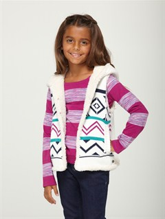 WBS6Girls 2-6 Wave Wonderer Sporty Onepiece by Roxy - FRT1
