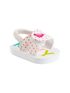 WHTBaby Berry Sandal by Roxy - FRT1