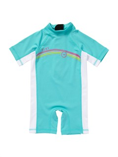 BJR0Girls 2-6 Wave Wonderer Sporty Onepiece by Roxy - FRT1