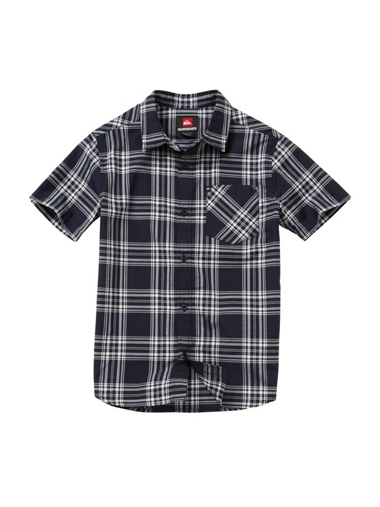 KTP0Boys 2-7 Gravy All Over T-Shirt by Quiksilver - FRT1