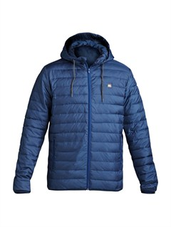 BRQ0Carpark Jacket by Quiksilver - FRT1