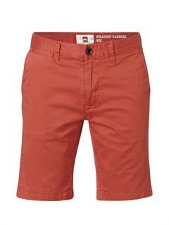 MPM0Disruption Chino 2 Shorts by Quiksilver - FRT1