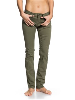 GPZ0Suntrippers Crop Camo Jeans by Roxy - FRT1