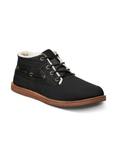 XKKCEmerson Vulc Canvas Shoe by Quiksilver - FRT1