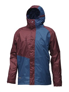 MERMission  0K Insulated Jacket by Quiksilver - FRT1