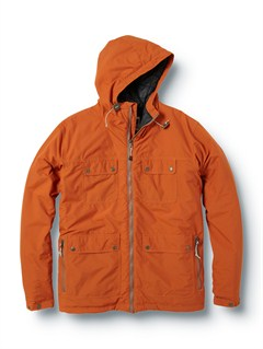 CLYNomad Hooded Jacket by Quiksilver - FRT1