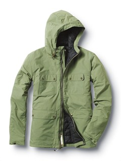 OLVNomad Hooded Jacket by Quiksilver - FRT1