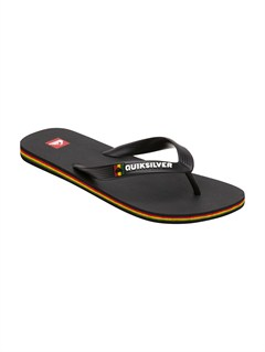 RSTBoys 8- 6 Foundation Cush Sandals by Quiksilver - FRT1