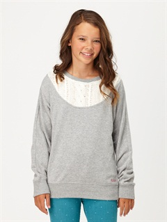 PEWGirls 7- 4 A Chance Storm Sweater by Roxy - FRT1