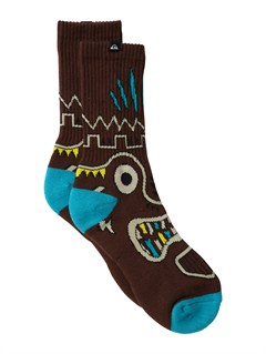 CRP0Boys 8- 6 District 3 Pack Socks by Quiksilver - FRT1