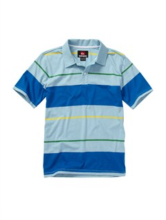 SBUBoys 8- 6 Get It Polo Shirt by Quiksilver - FRT1