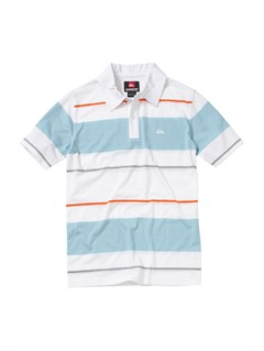 WHTBoys 8- 6 On Point Polo Shirt by Quiksilver - FRT1