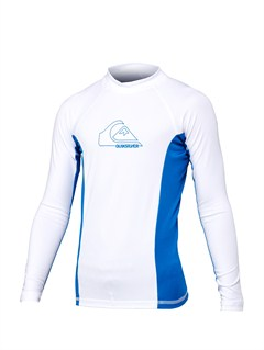 WHTBoys 8- 6 All Time LS Rashguard by Quiksilver - FRT1
