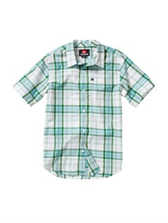 SAGBoys 8- 6 Engineer Pat Short Sleeve Shirt by Quiksilver - FRT1