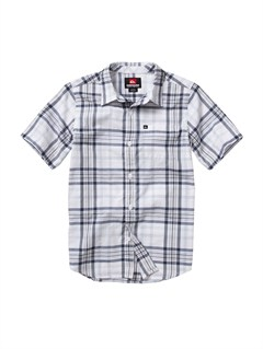 VIBBoys 8- 6 Bam Bam Long Sleeve Flannel Shirt by Quiksilver - FRT1