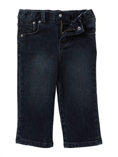 BTN0Baby Distortion Jeans by Quiksilver - FRT1